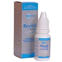 Капли MAXIMA Revital Drops 10 мл