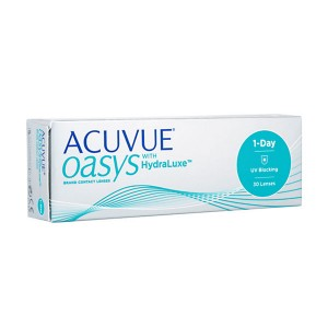 1-Day Acuvue OASYS (30 линз) (акувью оазис 30 линз)