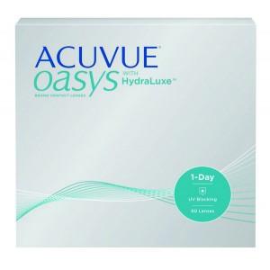 1-Day Acuvue OASYS (90 линз) (акувью оазис 30 линз)