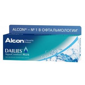 Dailies AquaComfort Plus (дейлис аква комфорт плюс)