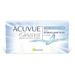 Acuvue OASYS for ASTIGMATISM (6 линз)  (акувью оазис астигматизм)