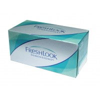 FreshLook Dimension RX (6 линз)