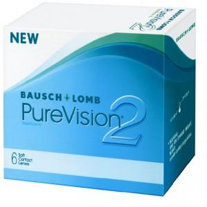 Pure Vision 2 (6 линз) (Пью Вижн 2)