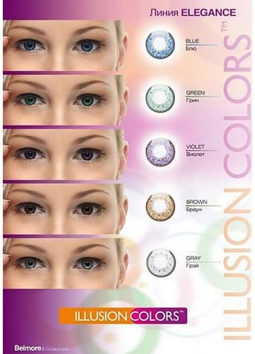 Жесткие контактные линзы купить в спб