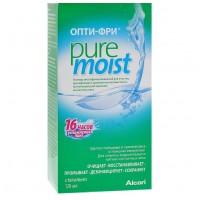 Opti-Free Pure Moist 120 мл (с контейнером)