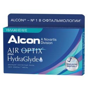 AIR OPTIX HydraGlyde (6 линз)